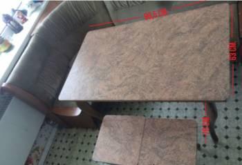 Кухонный стол и стулья, Нягань, цена: 3 000р.