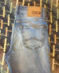 Джинсы Mustang, мужские шорты брюки, Саратов