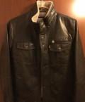 Мужские куртки s.oliver, новая коричневая утепленная куртка из Levi's, Архангельское