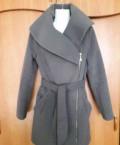 Пальто, черное длинное платье с длинным рукавом, Белогорск