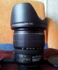 Объектив Canon EF-S 15-85mm f/3. 5-5. 6 IS USM, Екатеринбург