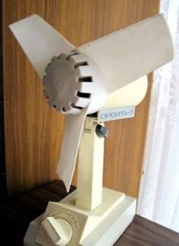 Вентилятор Орбита 5 из СССР
