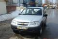 Chevrolet Niva, 2010, Коломна