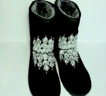Угги, ручная работа, кроссовки для фитнеса женские купить, Борисоглебск, цена: 2 500р.