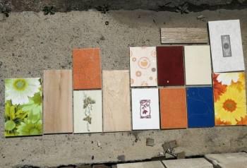 Плитка керамическая - остатки, Жуковский, цена: 300р.