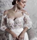 Шикарное свадебное платье от Garteli, брюки в клетку турция, Калининград