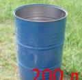Бочка металлическая 200 литров, Пенза
