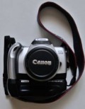 Canon EOS 300V + Canon EF 28-90 + Canon BP 220, Гурьевск