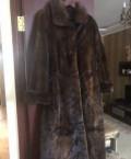 Одежда в стиле outdoor, шуба норковая, Высокая Гора
