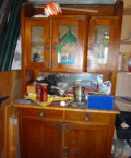 Старый шкаф-буфет, Раменское