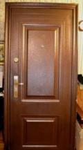 Входная металлическая утепленная дверь, Кузнецк