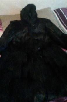Шубу нутрия, одежда для девушки 16 лет невысокого роста, Щучье, цена: 4 000р.