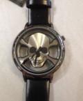 Часы с циферблатом в виде черепа, Чебоксары