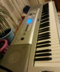 Синтезатор Yamaha DGX-230 + подставка Soundking, Ульяновск