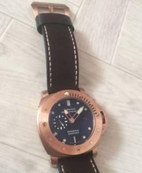 Часы Panerai submersible luminor, Оричи, цена: 12 000р.