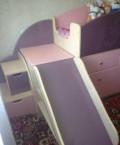 Детская кровать с горкой, Бугуруслан