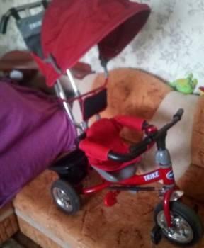 Трёхколёсный велосипед трайк, Сернур, цена: 3 200р.
