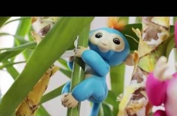 Интерактивная обезьянка, Переяславка, цена: 1 250р.