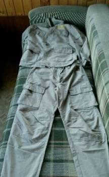 Форма песочная, шорты и футболка камуфляж, Новомосковск, цена: 2 000р.
