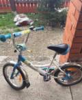 Детский велосипед, Мыски
