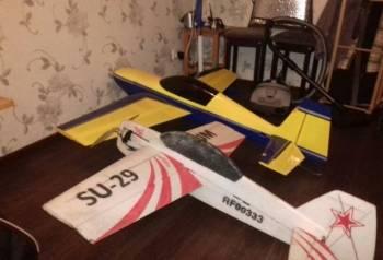 Самолет на радиоуправлении, Ишимбай, цена: 9 999р.