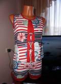 Костюм с шортами, 44-46 размер, платья 2018 андре тан, Рощинский