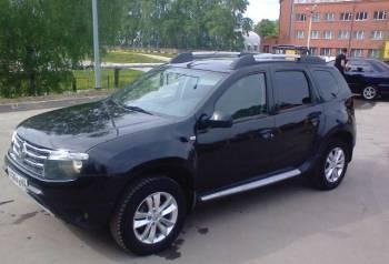 Renault Duster, 2013, Рязань, цена: 599 000р.