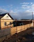 Дом 63 м² на участке 6 сот, Кизильское