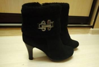 Магазин фирменной обуви nike, зимние ботильоны, Ливны, цена: 1 800р.