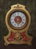 """Красивые часы """"Янтарь"""", Коноша"""