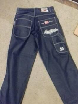 Горнолыжные костюмы snow headquarter, широкие джинсы, Вышестеблиевская, цена: 1 000р.