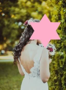 Свадебное платье, платья пайетки тренд, Краснодар, цена: 5 000р.