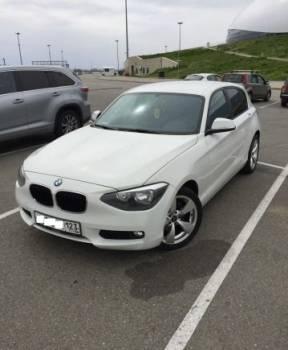 BMW 1 серия, 2012