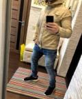 Ветровка мужская, длинные мужские рубашки до колен купить, Криводановка