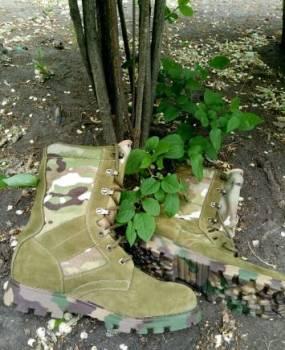 Зимняя обувь коламбия мужская каталог, берцы Garsing MO tactic LuX, Свободный, цена: 5 000р.