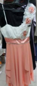 Платье шикарное выпускное, пуховик найк удлиненный, Омск