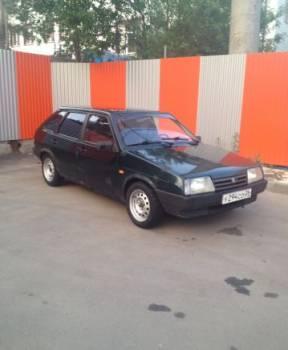 ВАЗ 2109, 2003, Рыздвяный, цена: 40 000р.