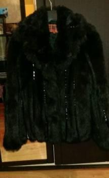 Полушубок в отличном состоянии, цена на кожаные куртки в стамбуле, Мурманск, цена: 1 500р.