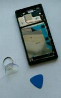 Рамка для Sony z3 черная, Омск