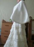 Продам свадебное платье, платья бежевое купить, Москва