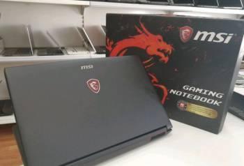 Мощный игровой MSI GL62M (FullHD) gtx1050