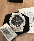 Новые часы Casio G-shock GA-100B-7A оригинал, Пермь