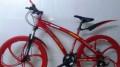 Велосипед на литых дисках, Москва