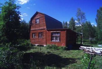 Дача 42 м² на участке 15. 3 сот