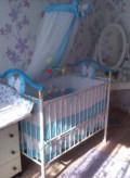 Кроватка с люлькой Geoby TLY632, Красноармейск