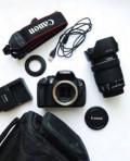 Canon EOS 650D + 18-135 IS STM + Helios 44M-4, Удомля