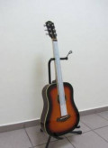 Гитара акустическая Euphony Baby уменьшенная (1/2), Пересвет