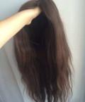 Натуральные волосы, собранные в парик 68 см, Барнаул