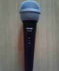 Продам микрофон Shure SV100, Глядянское