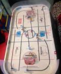 Настольный хоккей, Запрудня